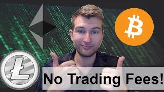 How to Buy/Sell Bitcoin, Ethereum, and Litecoin Without Any Fees or Commission