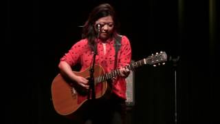Betty Soo at The Kessler Theater in Dallas, Texas USA