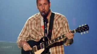 Adam Sandler-  The Weed Song