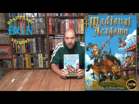 Unboxing of this Origins Award nominated card game