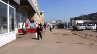 Полиция Астаны взяла под охрану рынок в Артем
