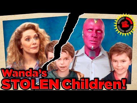 Film Theory: The Dark Truth of Wanda's STOLEN Children! (WandaVision)