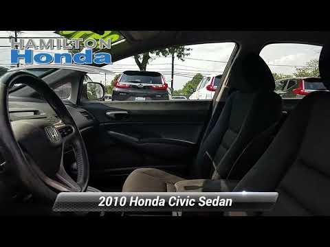 Used 2010 Honda Civic Sedan LX-S, Hamilton Township, NJ 27238T