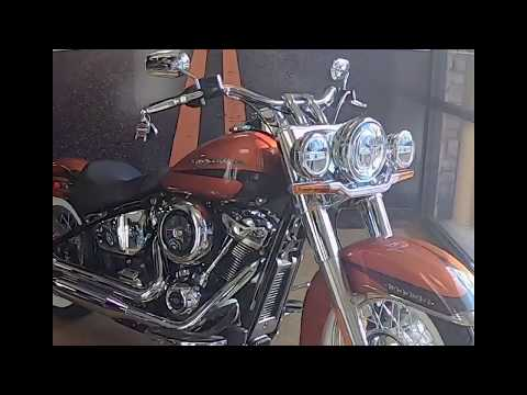 2020 Harley-Davidson® Deluxe FLDE