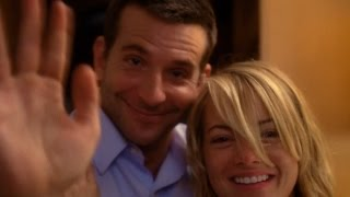 Watch Bradley Cooper And Emma Stone In Adorable Aloha Gag Reel