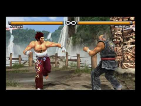 Comunità di Steam :: Video :: Tekken 5 on PC 【PLAY 100