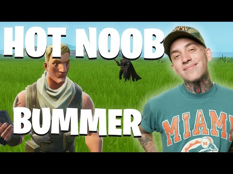 Hot Noob Bummer (Fortnite Parody) | blackbear - Hot Girl Bummer