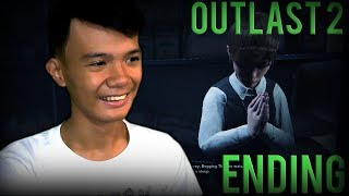 HOLY END! | OUTLAST 2 - #ENDING #Filipino