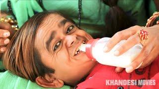 CHOTU DADA DULHE WALA | छोटू दादा दुल्हे वाला | Khandesh Hindi Comedy | Chotu Dada Comedy Video