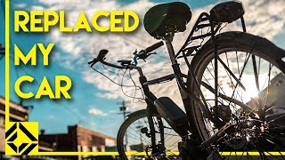 I Replaced My Car With An Electric Bike For One Week... Here's What I Learned