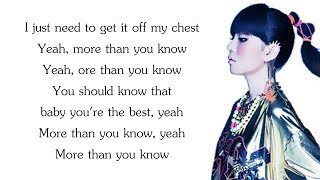 Axwell / Ingrosso - MORE THAN YOU KNOW (Cover by J.Fla) (Lyrics)
