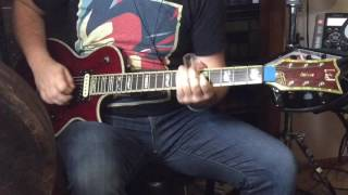Rocky Mountain Way-Godsmack (Guitar Cover)