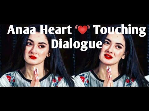 New Whatsapp Heart 💓 Touching Dialogue Status Anaa drama sad status