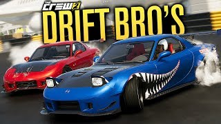 THE DRIFT BROTHERS? | The Crew 2 FULL Walkthrough - Part 3 (Co-op)