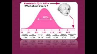 Einstein's IQ = 160+...    What about yours?