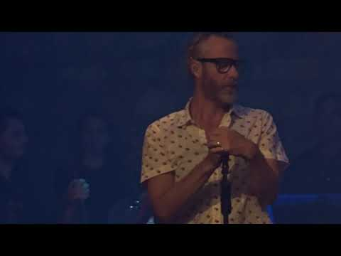 The National - Hairpin Turns - Live In Paris 2019