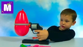 Пати Русская рулетка играем в игру с воздушным шариком и Party Roulette