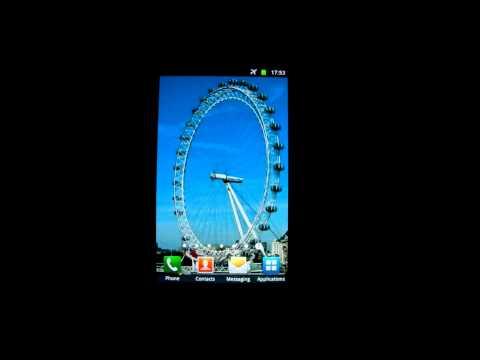 Video of London Eye Live Wallpaper HD
