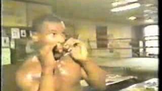 Майк Тайсон. Тренировка боксера / Mike Tyson. Training a boxer.