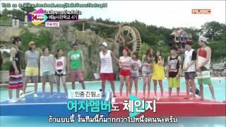 [ซับไทย] 130709 All The Kpop Summer Special EP01 Part 2-2 by LittleBeanSub