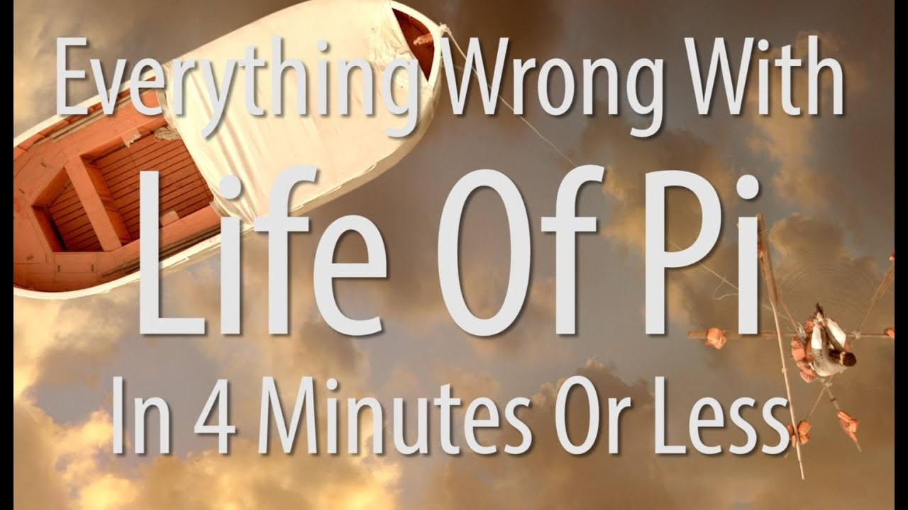 Here's Everything Wrong With Life Of Pi