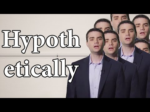 Let's Say, Hypothetically, That Ben Shuts The F*ck Up (Ben Shapiro Is Wrong About Muslims and Stats)