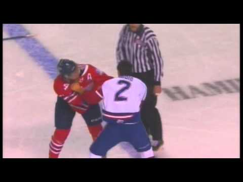 Brody Morris vs. Jacob Graves