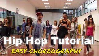 Hip Hop Tutorial! Imparare a ballare! Passi semplici e coreografia facile!