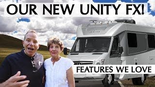 What We Love About Our New LTV Unity FX