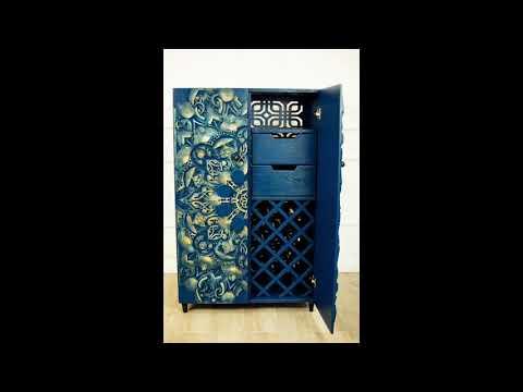 Фото Изготовление комодов и барных шкафов.