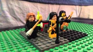 Stryper's Marching Into Battle-Lego Video