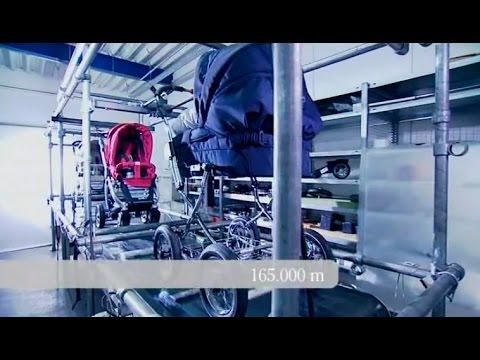 Teutonia коляска-люлька ELEGANCE 7000 Seashell (Rad 47)