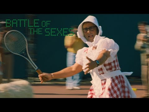 Battle of the Sexes (Featurette 'The Mouth')