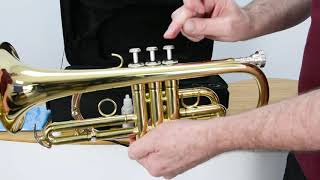How To Oil the Valves on your Cornet