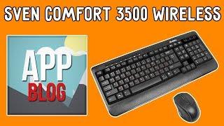 Обзор SVEN Comfort 3500 Wireless. Долой рабство от проводов