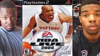 TRAP DEFENSE FTW! - NBA Live 2004 (PS2)   #ThrowbackThursday ft. Juice