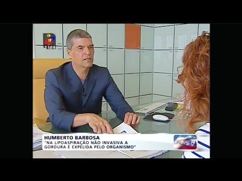 Dr. Humberto Barbosa entrevistado na TVI