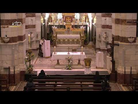 Laudes et Messe du 16 avril 2021 à Notre-Dame de la Garde