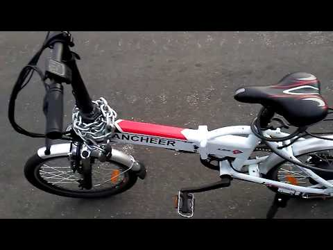 After A Month Review: Ancheer Electric Folding Bike