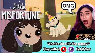 The CUTEST Horror Game EVER! - Little Misfortune