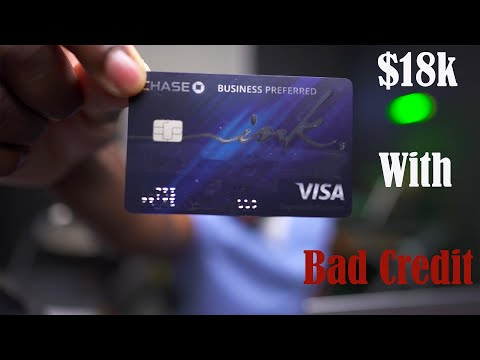 , title : '$18,000 Business Credit Card Limit With Bad Credit | How To Buy Real Estate With Credit Card