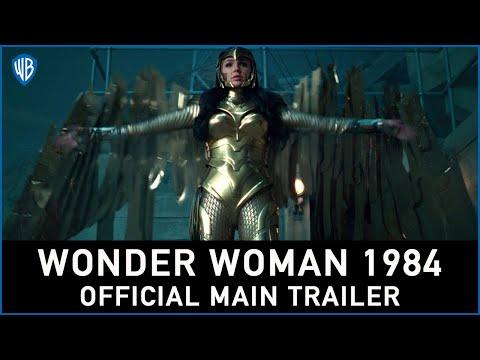 Wonder Woman 1984 - Official Main Trailer (Subtitled)
