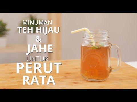 Bagaimana minum dari jahe pelangsing