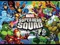 Marvel Super Hero Squad Part 1 walkthrough Psp