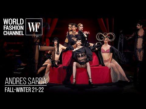 Andres Sarda fall-winter 21-22   Madrid fashion week