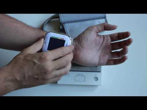 Tensiometros de brazo Vs Tensiometros de Muñeca