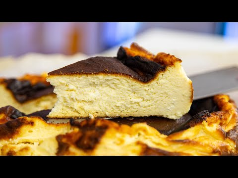 Burnt Basque Cheese Cake
