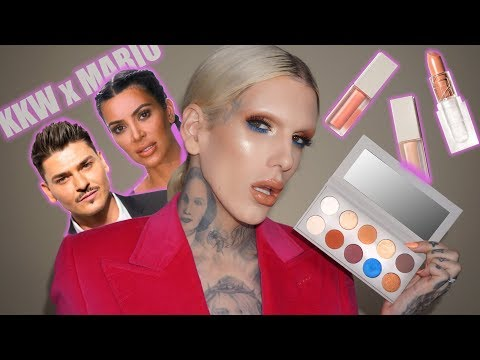 Download THE TRUTH… KKW BEAUTY X MARIO COLLECTION REVIEW HD Mp4 3GP Video and MP3
