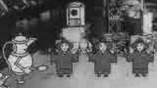 """Kaisers Werbung 1927 """"Gespensterstunde"""""""