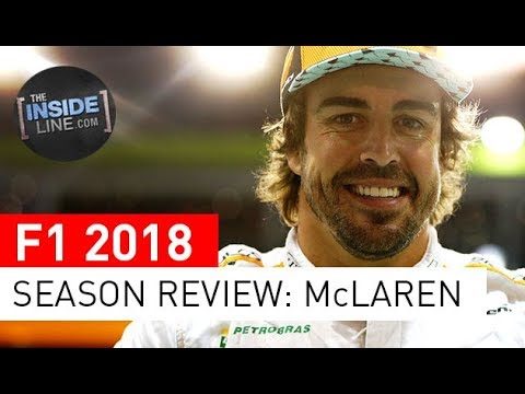 Image: Watch: Reviewing McLaren's season